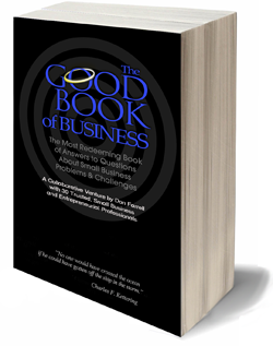 The Good Book of Business by Don Farrell | Annie Armen Contributing Author | CommunicationsArtist.com
