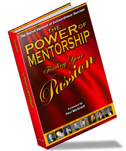 The Power of Mentorship Finding Your Passion  Book | Annie Armen Contributing Author | CommunicationsArtist.com